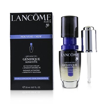 Advanced Genifique Sensitive Radiance Activating + Sensitivity Soothing Dual Concentrate (20ml/0.67oz)