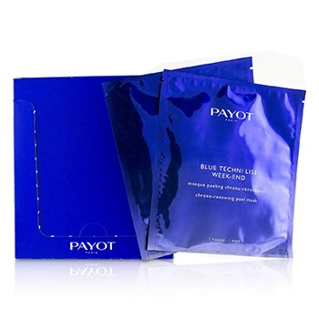 Blue Techni Liss Week-End Chrono-Renewing Peel Mask (10pcs)