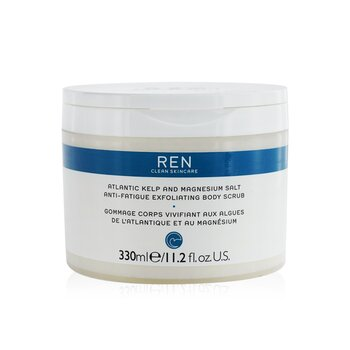 Atlantic Kelp And Magnesium Salt Anti-Fatigue Exfoliating Body Scrub (330ml/11.2oz)