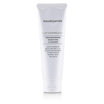 Clay Chameleon Transforming Purifying Cleanser (Unboxed) (120g/4.2oz)