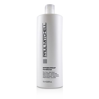 Invisiblewear Conditioner (Preps Texture - Builds Volume) (1000ml/33.8oz)