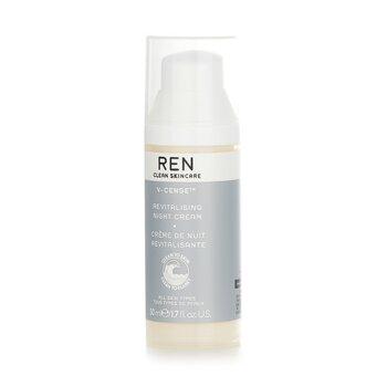 V-Cense Revitalising Night Cream (All Skin Type) (50ml/1.7oz)