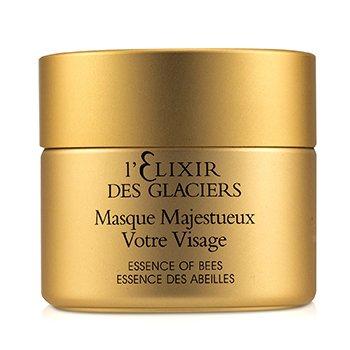 L'Elixir des Glaciers Masque Majestueux Votre Visage (50ml/1.7oz)