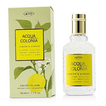 Acqua Colonia Lemon & Ginger Eau De Cologne Spray (50ml/1.7oz)