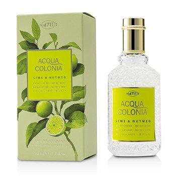 Acqua Colonia Lime & Nutmeg Eau De Cologne Spray (50ml/1.7oz)