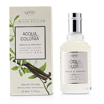 Acqua Colonia Vanilla & Chestnut Eau De Cologne Spray (50ml/1.7oz)