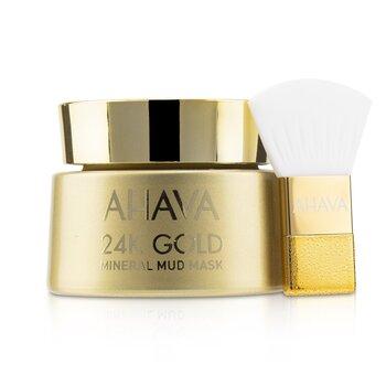 24K Gold Mineral Mud Mask (50ml/1.7oz)