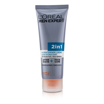 Men Expert Face Creme 2-in-1 After Shave + Face Care (75ml/2.5oz)