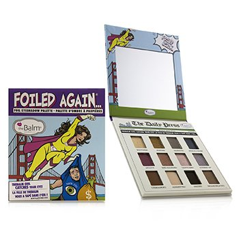 Foiled Again Eye Shadow Palette (9.6g/0.34oz)