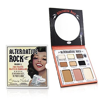 Alternative Rock Volume 2 Face Palette (12g/0.425oz)