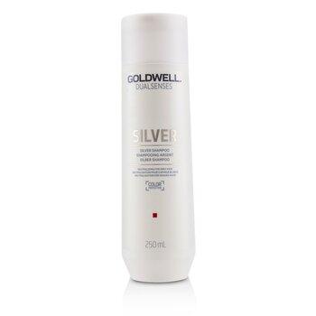 Dual Senses Silver Shampoo (Neutralizing For Grey Hair) (250ml/8.4oz)