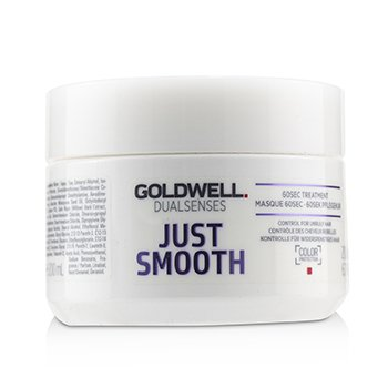 Dual Senses Just Smooth 60SEC Treatment (Control For Unruly Hair) (200ml/6.7oz)