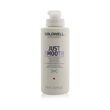 Dual Senses Just Smooth 60SEC Treatment (Control For Unruly Hair) (500ml/16.9oz)