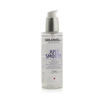 Dual Senses Just Smooth Taming Oil (Control For Unruly Hair) (100ml/3.3oz)