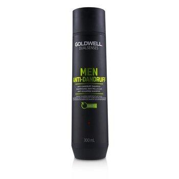 Dual Senses Men Anti-Dandruff Shampoo (For Dry to Normal Hair with Flaky Scalp) (300ml/10.1oz)