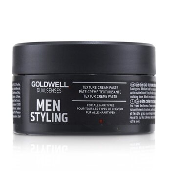 Dual Senses Men Styling Texture Cream Paste (For All Hair Types) (100ml/3.3oz)