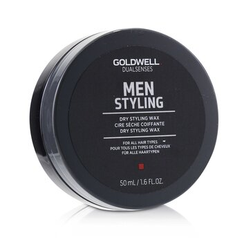 Dual Senses Men Styling Dry Styling Wax (For All Hair Types) (50ml/1.6oz)