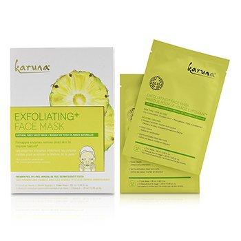 Exfoliating+ Face Mask (4sheets)