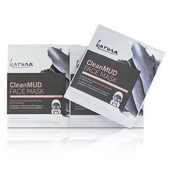 CleanMud Face Mask (4sheets)