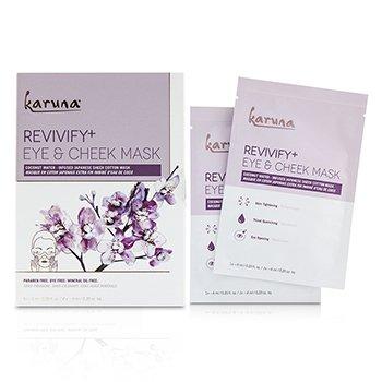 Revivify+ Eye & Cheek Mask (4sheets)
