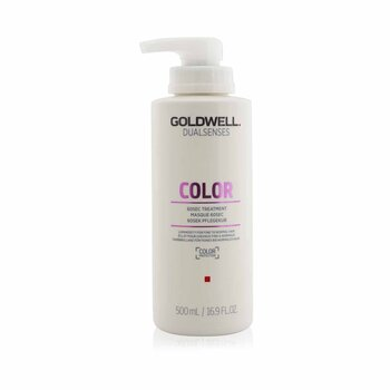 Dual Senses Color 60SEC Treatment (Luminosity For Fine to Normal Hair) (500ml/16.9oz)