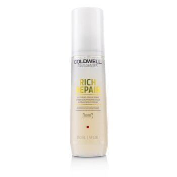 Dual Senses Rich Repair Restoring Serum Spray (Regeneration For Damaged Hair) (150ml/5oz)