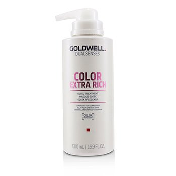 Dual Senses Color Extra Rich 60SEC Treatment (Luminosity For Coarse Hair) (500ml/16.9oz)