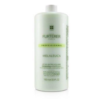 Melaleuca Anti-Dandruff Ritual Anti-Dandruff Shampoo - For Oily, Flaking Scalp (Salon Product) (1000ml/33.8oz)