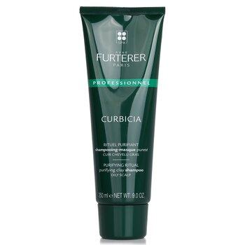Curbicia Purifying Ritual Purifying Clay Shampoo - Oily Scalp (Salon Product) (250ml/9oz)