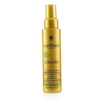 Solaire Sun Ritual Protective Summer Fluid (Hair Exposed To The Sun, Natural Effect) (100ml/3.3oz)