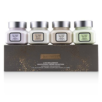 Luxe Indulgences Souffle Body Creme Collection (4pcs)