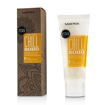 Style Link Air Dry Chill Boho Smoothing Air-Dry Cream (Hold 1) (100ml/3.4oz)