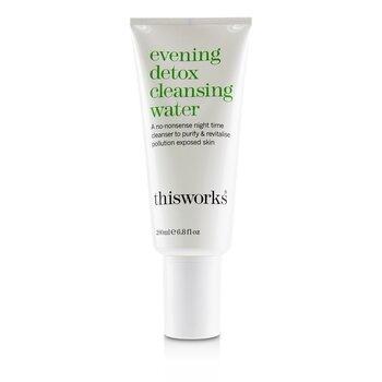 Evening Detox Cleansing Water (200ml/6.8oz)