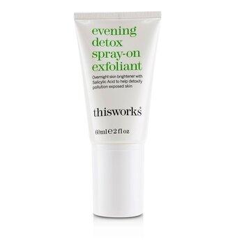 Evening Detox Spray-On Exfoliant (60ml/2oz)