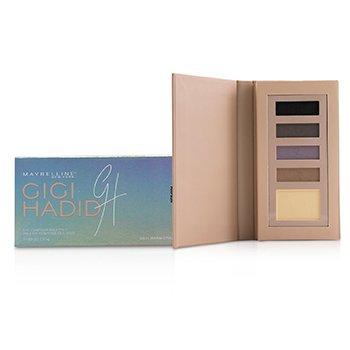 Gigi Hadid Eye Contour palette - # GG02 Cool (2.5g/0.088oz)