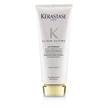 Elixir Ultime Le Fondant Beautifying Oil Infused Conditioner (Fine to Normal Dull Hair) (200ml/6.8oz)