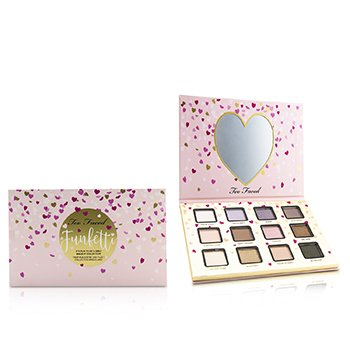 Funfetti It's Fun To Be A Girl Eye Shadow Palette (12x0.99g/0.03oz)
