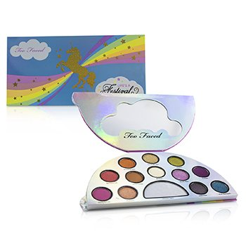 Life's A Festival Ethereal Eye Shadow & Highlighting Palette (12.6g/0.47oz)