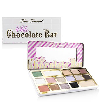 White Chocolate Bar Eye Shadow Palette (17.7g/0.56oz)