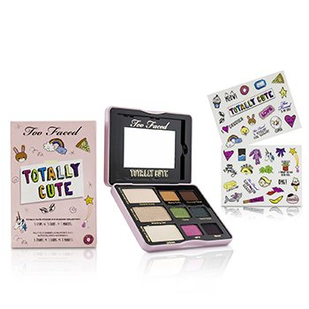 Totally Cute Sticker Eye Shadow Collection (11.4g/0.39oz)