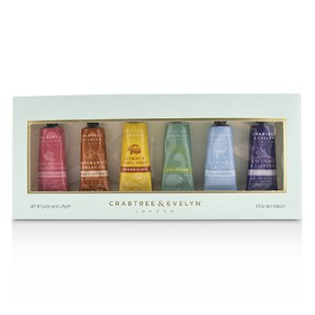 Limited Edition Hand Therapy Gift Set (6x25ml/0.86oz)