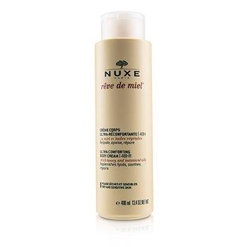 Reve De Miel Ultra Comforting Body Cream 48HR (Dry & Sensitive Skin) (400ml/13.4oz)