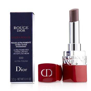 Rouge Dior Ultra Rouge - # 600 Ultra Tough (3.2g/0.11oz)