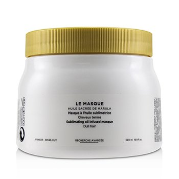 Elixir Ultime Le Masque Sublimating Oil Infused Masque (Dull Hair) (500ml/16.9oz)