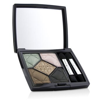 5 Couleurs High Fidelity Colors & Effects Eyeshadow Palette - # 457 Fascinate (7g/0.24oz)