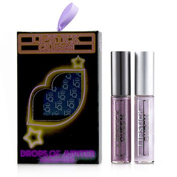 Drops Of Jupiter Mini Lip Duo - # Lavender (1x Altered Universe Lip Gloss, 1x Parallel Universe Lip Flash) (2pcs)