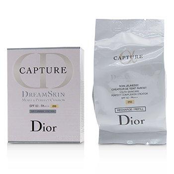 Capture Dreamskin Moist & Perfect Cushion SPF 50 Refill - # 010 (Ivory) (15g/0.5oz)