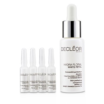 Hydra Floral White Petal Skin Perfecting Professional Mix (1x Concentrate 30ml, 10x Powder 4g) - Salon Product (50ml/1.7oz)