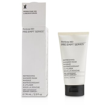 Pre:Empt Series Refreshing Shower Mask (Box Slightly Damaged) (74ml/2.5oz)