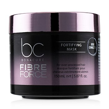BC Bonacure Fibre Force Fortifying Mask (For Over-Processed Hair) (150ml/5.07oz)